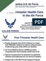 Air Force Pregnancy