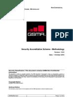 Gsm s as Methodology v 380