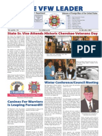 VFW NC Leader Newspaper Oct-Dec12