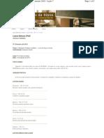 Lição 7 — OS FALSOS PROFETAS — 15082010