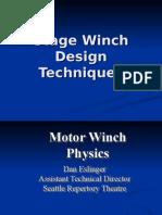 USITT 2006 Winch Session Com