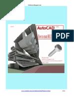 How To create a BOLT Using AUTO-CAD