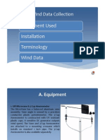 Wind Data Collection