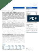 Company Stock Update ENIL