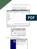 Cara Instal Codevision AVR Evaluation Versi Freeware