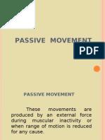 Passive Movement-2
