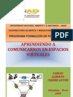 Aprendo a Comunicarnos en Espacios Virtuales