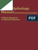 flood hydrology manual