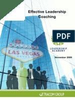 G2E Leadership Workbook Sample
