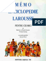 Larousse pentru copii