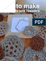 How to Make Rope Mats and Rosettes