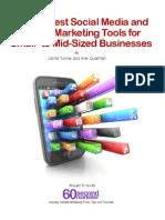 83 Best Tools Social Media e Mobile Marketing