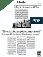 Rassegna Stampa 04.01.13