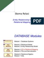 Sistem Basis Data I - Bag6 - Relational Mapping