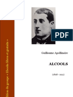 Guillaume Apollinaire Alcools
