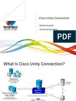 Cisco Unity Connection Training