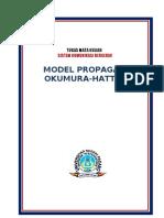 Model Propagasi Okumura-hata (Naldi Agus)