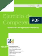Cartilla DOS Régimen Competencial