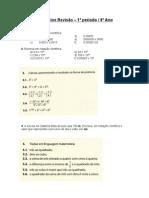 Exercicios_revisao