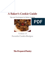 A Baker's Cookie Guide