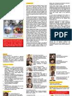 Brosur Lokakarya Pasar Sehat BHS INGGRIS EDISI III