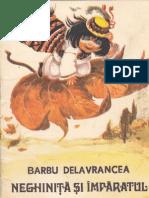 101539854 Barbu Delavrancea 4 Neghinita Si Imparatul Ilustratii Coca Cretoiu Seinescu