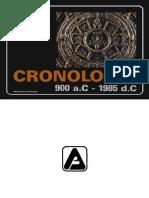 Cronologia de América Latina (900 a.C. - 1985 d.C.)