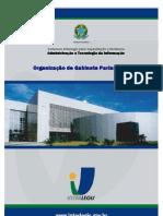 Apostila Organização de Gabinete Parlamentar