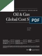 32963846 BMO Oil Gas Global Cost Study June 2010