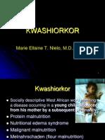 (2) MARASMUS KWASHIORKOR 12022009