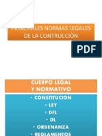 3.2.- PRINCIPALES NORMAS LEGALES DE LA CONTRUCCIÒN