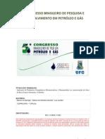 5º CONGRESSO BRASILEIRO DE PESQUISA E oleo e gas