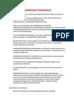 Psihologija- udžbenik za gimnazije- skripta
