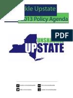 Policy Agenda 2013