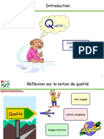 Introduction à la qualité