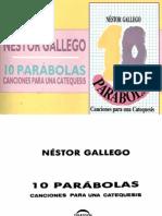 10 Parabolas Nestor Gallego