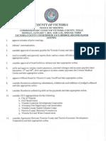 Media January 7, 2013 Agenda Packet