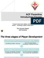 ACF Fiorentina Player Development