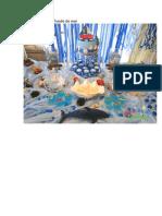 ideias para festa com tema fundo do mar