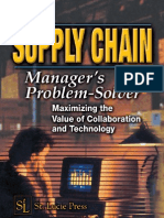 the supply chain Manager's problem solver