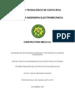 MANUAL DE MANTENIMIENTO MECANICO