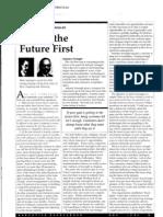 Prahalad & Hamel - Seeing the Future First