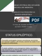 Status epiléptico