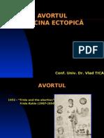 Avortul.sarcina Ectopica