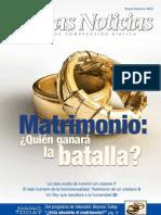 Las Buenas Noticias - Enero-Febrero 2013
