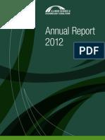 ISTC Annual Report 2012