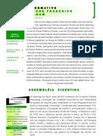Informativo Dezembro 2012