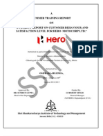 HERO MOTOCORP LTD