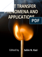 Heat Transfer Phenomena Applications i to 12