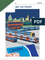 Guía de uso de la tarjeta Oyster